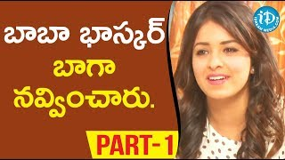 Actress Latha Hegde Exclusive Interview - Part #1 || Talking Movies with iDream - IDREAMMOVIES