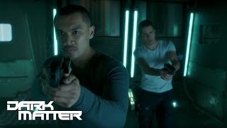 DARK MATTER | Season 3, Episode 11: Backstage | SYFY - SYFY