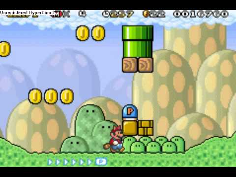Visual gba emulator Super mario bros 3 gameplay (With download links)