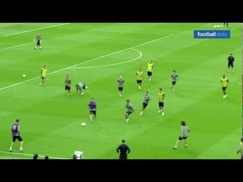 FC Barcelona MORE Tiki Taka Skills in Training