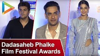 "Red Carpet Of ""Dadasaheb Phalke"" International Film Festival Awards night of 2018 - HUNGAMA"