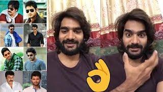RX100 Hero Kartikeya About Tollywood Heroes | Mahesh Babu | Pawan Kalyan | Jr NTR | TFPC - TFPC