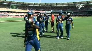 Highlights: Sri Lanka vs Australia 3rd ODI 18/01/2013