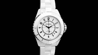 THE NEW J12. IT'S ALL ABOUT SECONDS - 45 SECONDS OF CERAMIC - CHANEL
