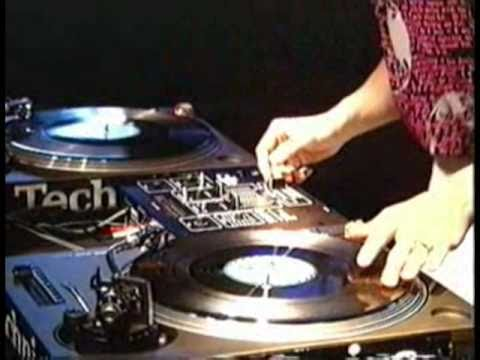 DMC TECHNICS WORLD DJ CHAMPIONCHIP 1991