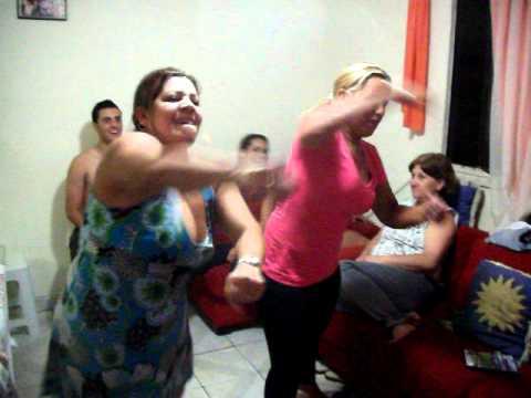 Kinect Sports Boxe, Briga de mulher