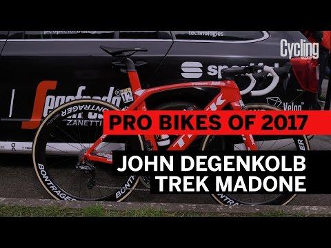 John Degenkolb's Trek Madone   Pro Bikes of 2017   Cycling Weekly