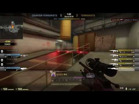 CS-GO Raccoons - O.z Nuke Duken #02 - Competitive Highlights #