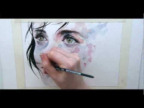 speed painting - just one in a thousand