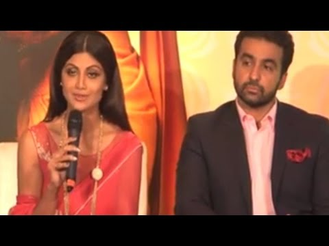 Shilpa Shetty Kundra Attends The Goa Wedding Show