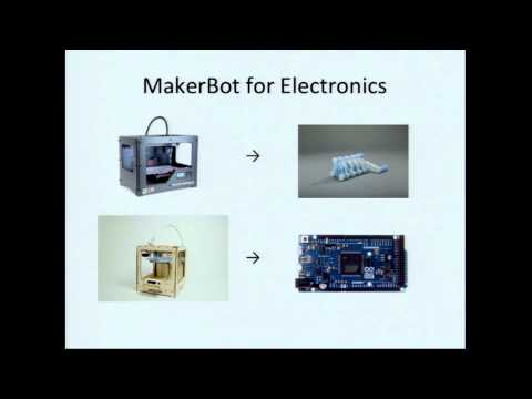 Pitches with Prototypes: Electronics Factory