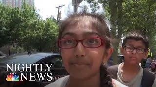 Heat Wave Rolls Over Eastern Half Of The U.S. | NBC Nightly News - NBCNEWS