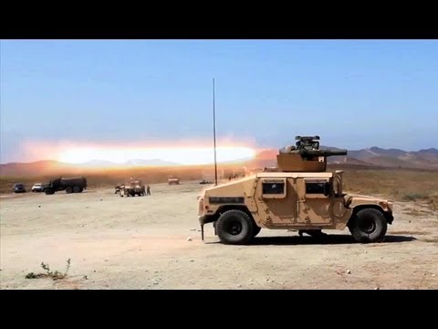 Marines Fire .50 Caliber Machine Guns, FGM-148 Javelin, BGM-71 TOW Missile. | AiirSource