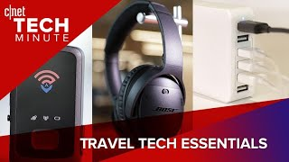 3 gadgets you'll need on your next trip - CNETTV