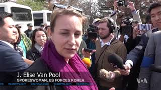 Panmunjom Truce Village Prepares to Host Inter-Korean Summit - VOAVIDEO