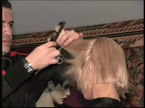 Corte de cabello BOB para mujer