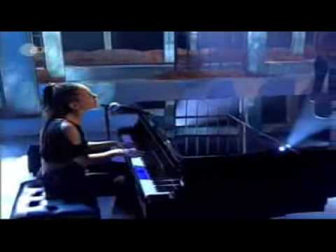 alicia keys - fallin'