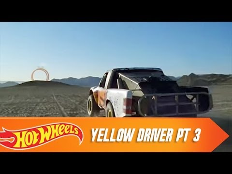 Team Hot Wheels Yellow Driver: Part 3