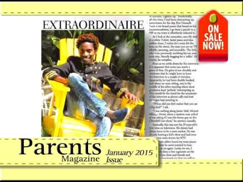 Parents Magazine: January 2015