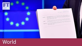 Why hard Brexiters want to ditch the deal - FINANCIALTIMESVIDEOS