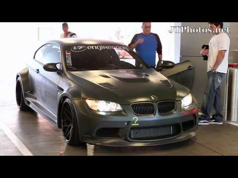 Supercharged BMW M3 Widebody