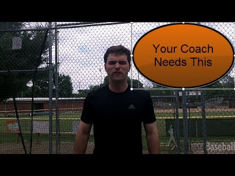 Youth Baseball Coaching: Your Coach Needs This...