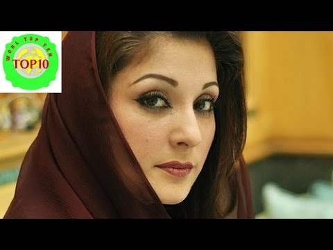 Top 10 Attractive Pakistani Women Politicians