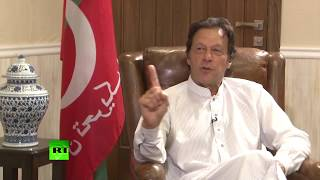 'Only time in history where ally bombs its ally': Imran Khan on US & Pakistan relations (EXCLUSIVE) - RUSSIATODAY