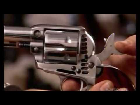 How It's Made - Uberti Revolvers