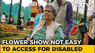 For Differently Abled, Poor Planning Takes Fun Out Of Big Bengaluru Show - NDTV