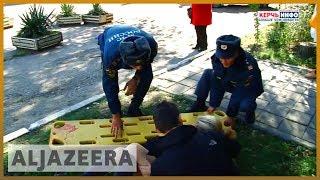🇷🇺 School in Russian-annexed Crimea hit by deadly attack   Al Jazeera English - ALJAZEERAENGLISH