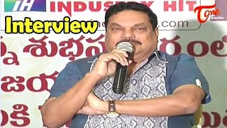 Film Producer B A Raju Birthday Special Interview || #B A Raju - TELUGUONE