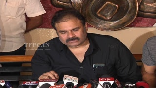 Actor Naga Babu Press Meet LIVE - TFPC