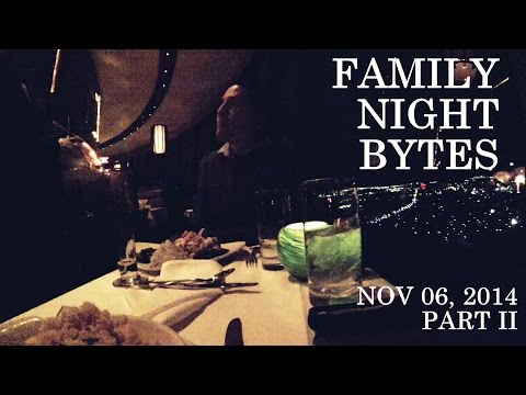 Family Night Bytes - Thursday Nov 06, 2014 Part II