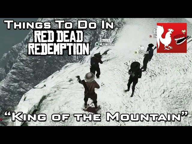Things to do in Red Dead Redemption - King of the Mountain