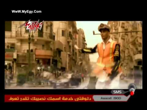 كليب اغنية بنت الحته - خالد عجاج 2011