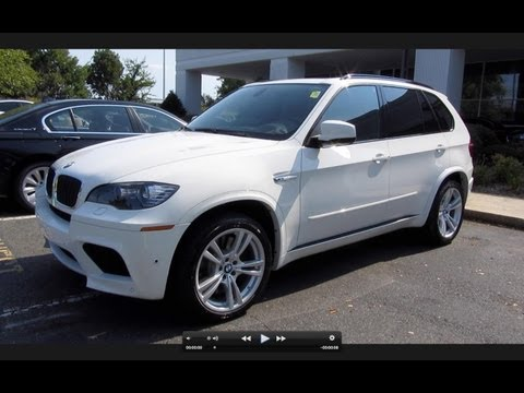 2012 BMW X5 M Start Up, Exhaust, and In Depth Tour