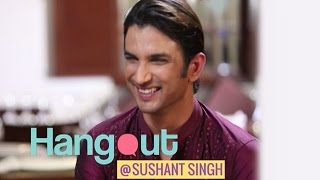 Hangout With Sushant Singh Rajput | Full Episode - EXCLUSIVE | Detective Byomkesh Bakshi Movie