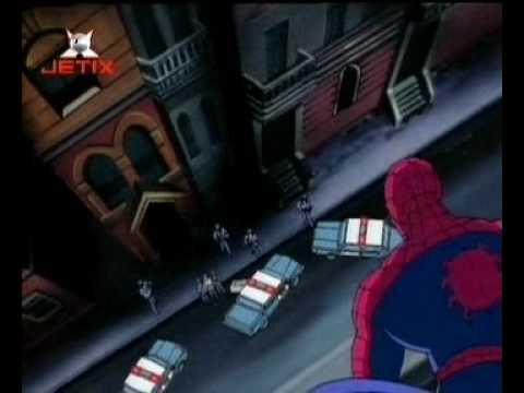 """Spiderman Odcinek 37 """"Venom powraca"""" (1/2)"""