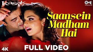Saansein Madham Hai Full Video - Kasak | Lucky Ali & Meera | Shreya Ghoshal - TIPSMUSIC