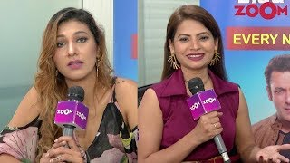Bigg Boss 12 evicted contestants Jasleen Matharu & Megha interact with Zoom - ZOOMDEKHO
