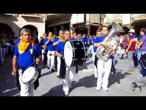 III Concentración de Charangas, San Esteban de Gormaz