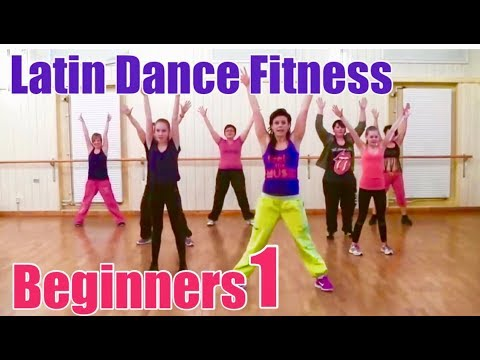 Zumba Class for Beginners 1