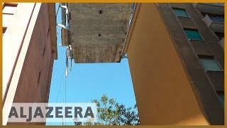 🇮🇹 Genoa bridge collapse: hundreds ordered to evacuate | Al Jazeera English - ALJAZEERAENGLISH