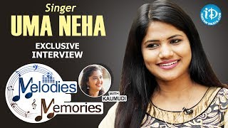Singer Uma Neha Exclusive Interview || Melodies And Memories - IDREAMMOVIES