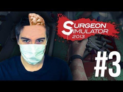 Surgeon Simulator 2013: MÓÓÓZG
