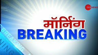 Morning Breaking:  Delhi-NCR receives heavy rains, thunderstorms; snowfall in Jammu & Kashmir - ZEENEWS