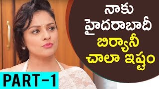 Actress Pooja Kumar Exclusive Interview - Part #1 || Talking Movies With iDream - IDREAMMOVIES