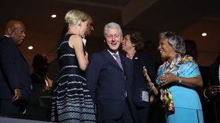 Bill Clinton, A Convention Fixture - THENEWYORKTIMES