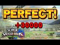 Super Smash Bros. Wii U: How to Get Perfect In Target Blast!